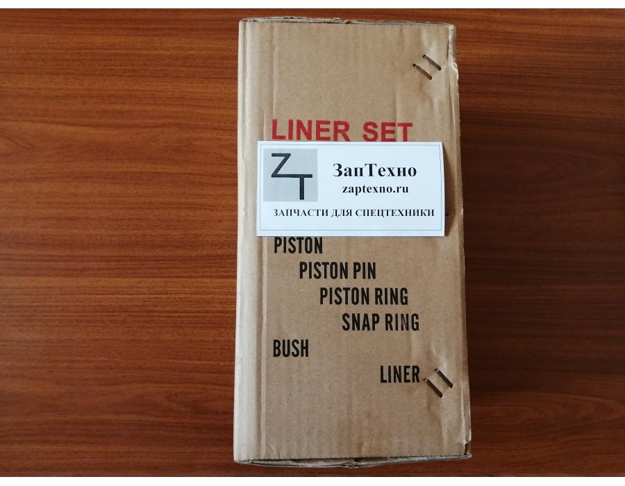 1878135391 Поршневой набор Hitachi 4HK1