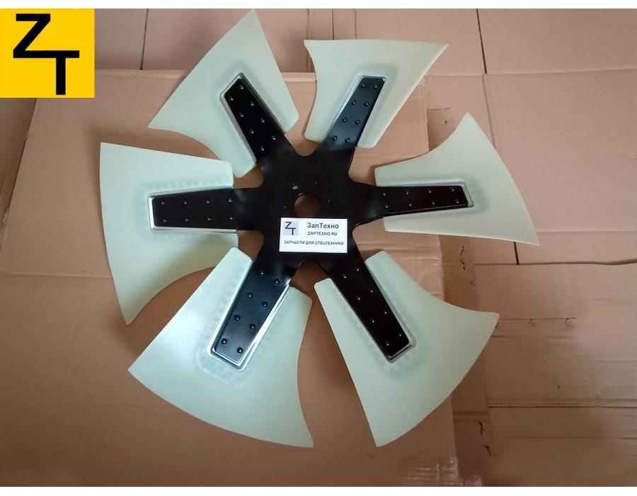 600-635-7870 Крыльчатка вентилятора Komatsu
