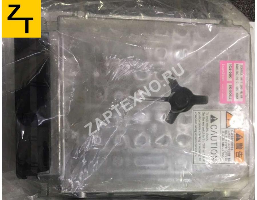 8981280112 Контроллер двигателя Hitachi