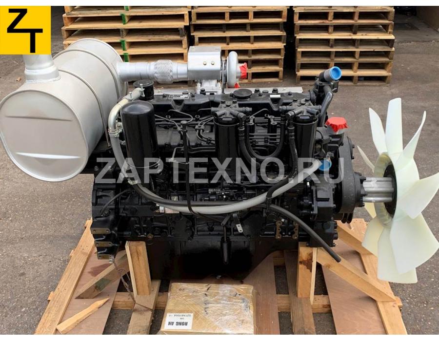 Двигатель Caterpillar 3066
